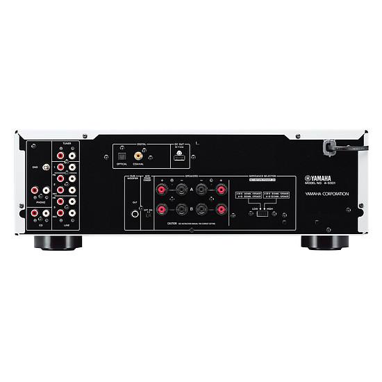 Ampli HiFi Stéréo Yamaha A-S301 Noir - Autre vue