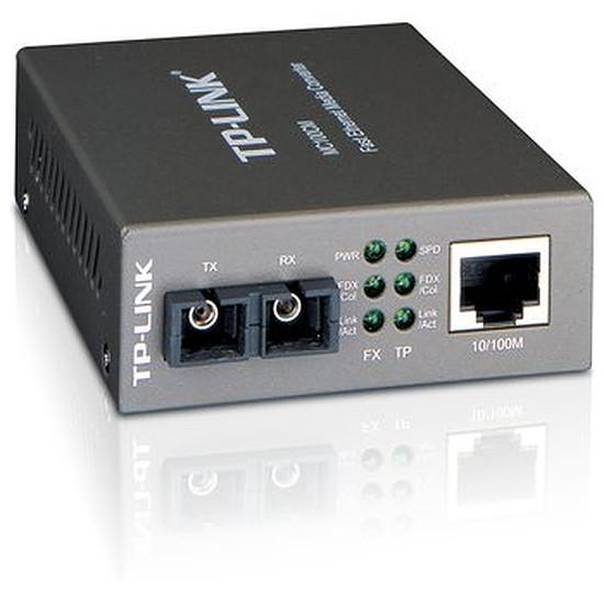 Switch et Commutateur TP-Link Convertisseur Ethernet-fibre multimode SC