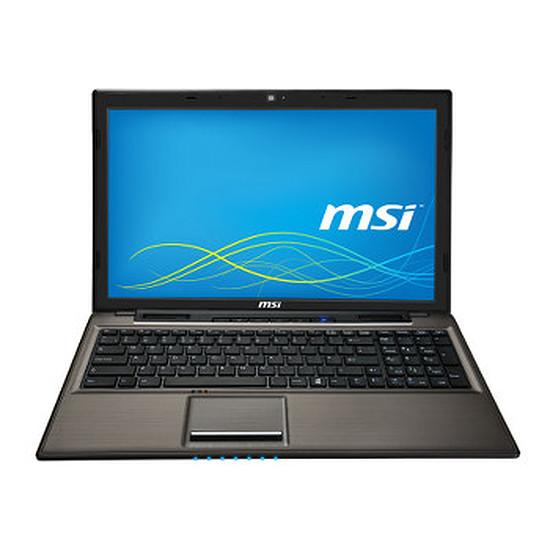 PC portable MSI CX61 2PC-1423XFR - i5 - 500 Go - 820M - Sans OS