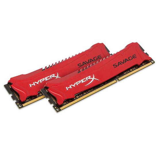 Mémoire HyperX SAVAGE DDR3 2 x 4 Go 1866 MHz CAS 9