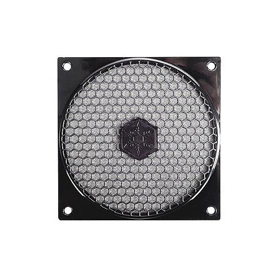 Grille ventilateur PC Silverstone Grille et filtre ventilateur 120 mm