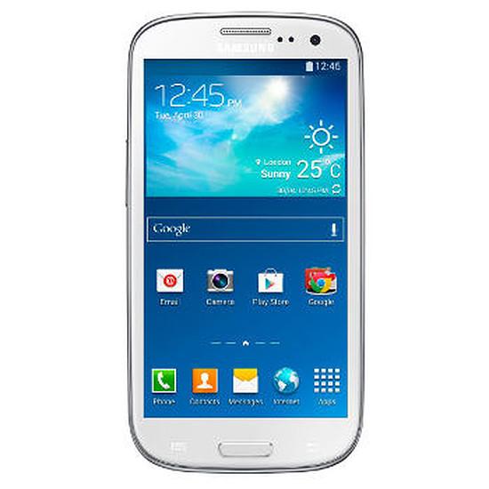 Smartphone et téléphone mobile Samsung Galaxy S3 - Value Edition (blanc)