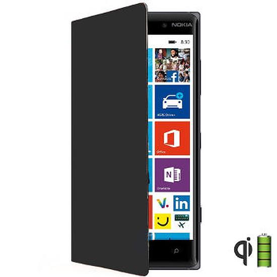 Coque et housse Nokia Etui folio (noir) - Lumia 830