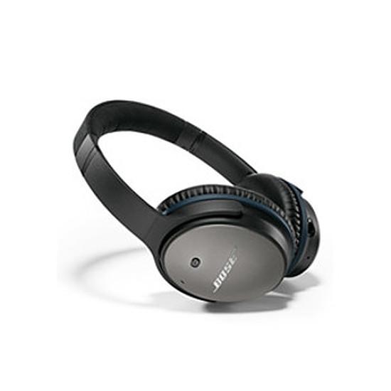 Bose Quietcomfort 25 Apple Noir Casque Audio Bose Sur Materielnet