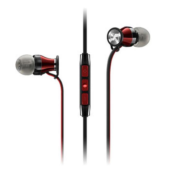 Casque Audio Sennheiser Momentum In-Ear i Noir (Apple) - Ecouteurs