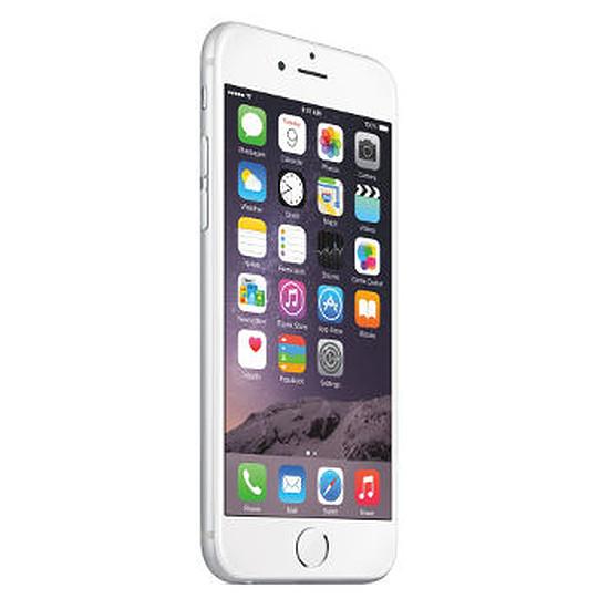 Smartphone et téléphone mobile Apple iPhone 6 (argent) - 16 Go