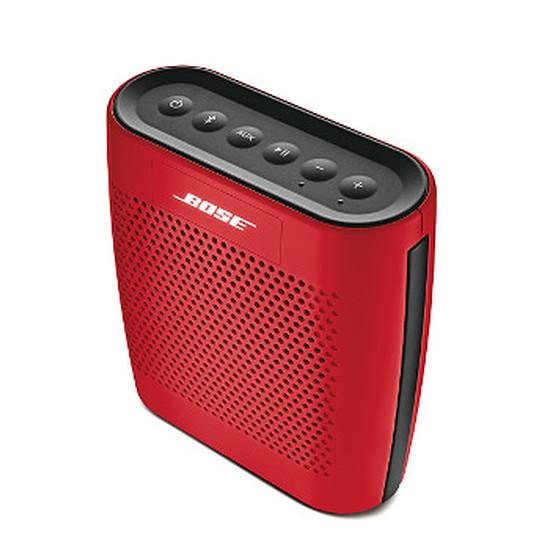 Enceinte Bluetooth Bose SoundLink Colour Rouge