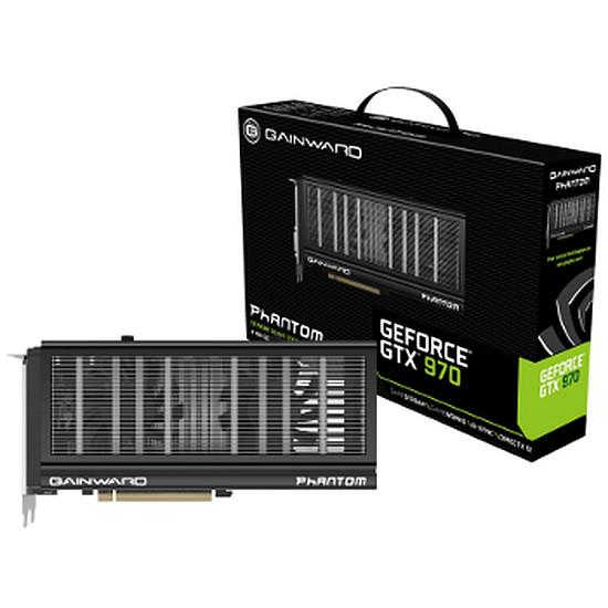 Carte graphique Gainward GeForce GTX 970 Phantom - 4 Go
