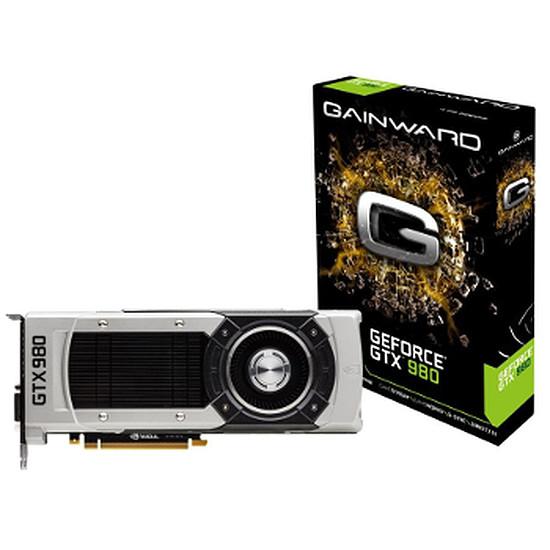 Carte graphique Gainward GeForce GTX 980 - 4 Go
