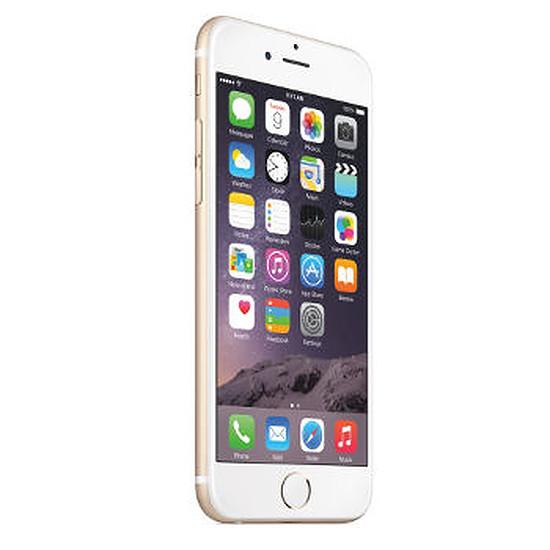 Smartphone et téléphone mobile Apple iPhone 6 (or) - 16 Go