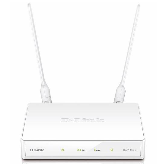 Point d'accès Wi-Fi D-Link DAP-1665 - Point d'accès WiFi AC1200 double bande