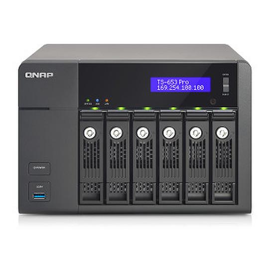 Serveur NAS QNAP NAS TS-653 Pro 2G