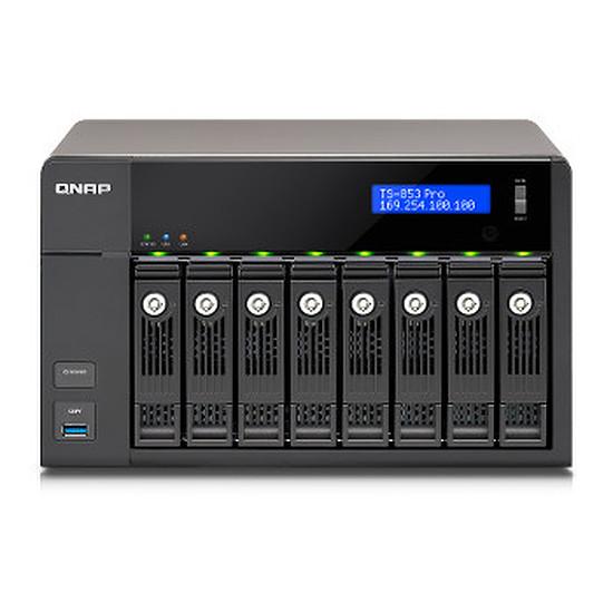 Serveur NAS QNAP NAS TS-853 Pro 2G