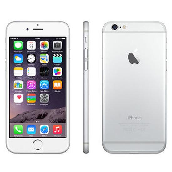 Smartphone et téléphone mobile Apple iPhone 6 (argent) - 128 Go