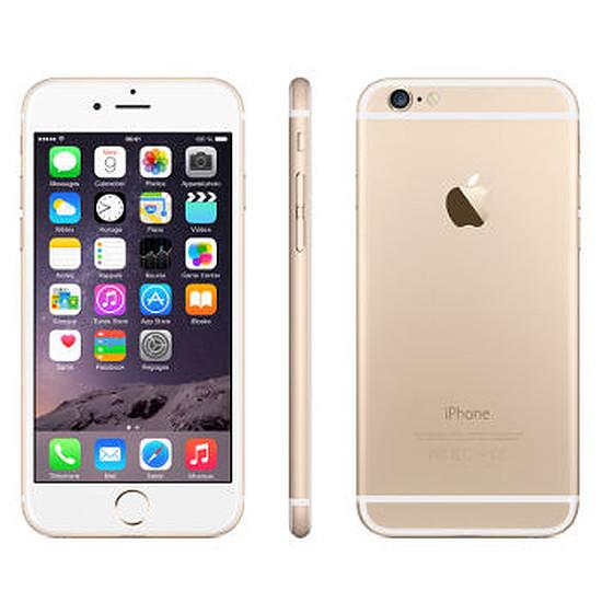Smartphone et téléphone mobile Apple iPhone 6 (or) - 128 Go