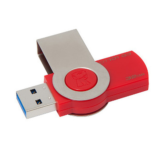 Clé USB Kingston DataTraveler 101 G3 - 32 Go