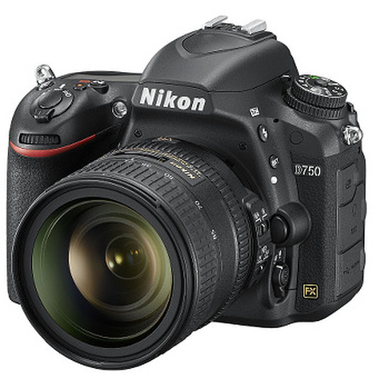 Appareil photo Reflex Nikon D750 (Boitier nu)
