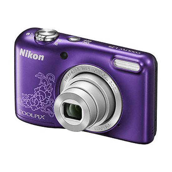Appareil photo compact ou bridge Nikon Coolpix L29 Violet Arabesque