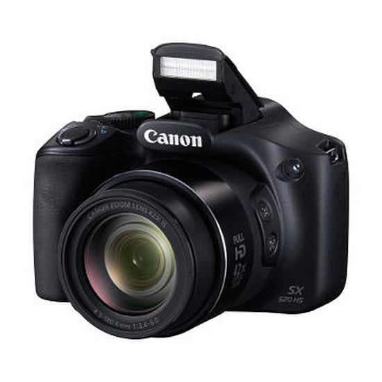 Appareil photo compact ou bridge Canon PowerShot SX520 HS