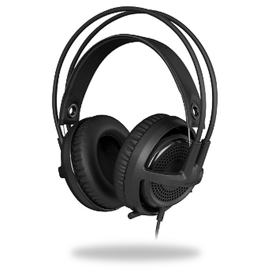 Casque micro SteelSeries Siberia v3 - Noir (PC/PS4)