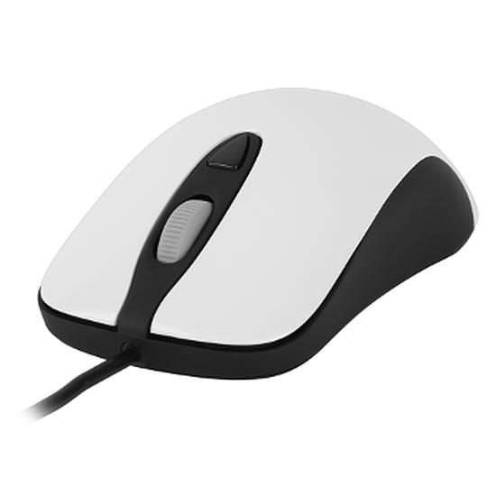 Souris PC SteelSeries Kinzu v3 - Blanc