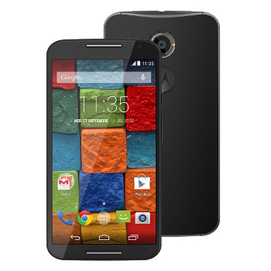 Smartphone et téléphone mobile Motorola Moto X 2ème génération (noir)
