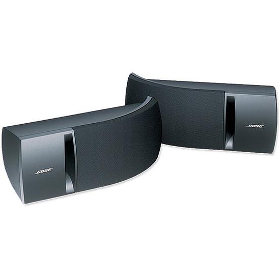 Enceintes HiFi / Home-Cinéma Bose 161 Noir (la paire) - Autre vue