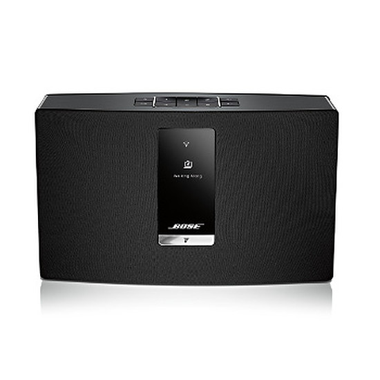 Système Audio Multiroom Bose Système audio Wi-Fi SoundTouch Portable II Noir