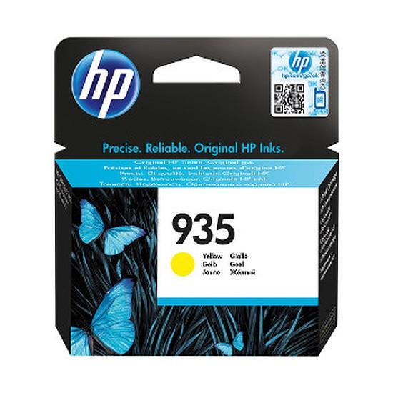 Cartouche imprimante HP Cartouche d'encre n°935 (C2P22AE) - Jaune