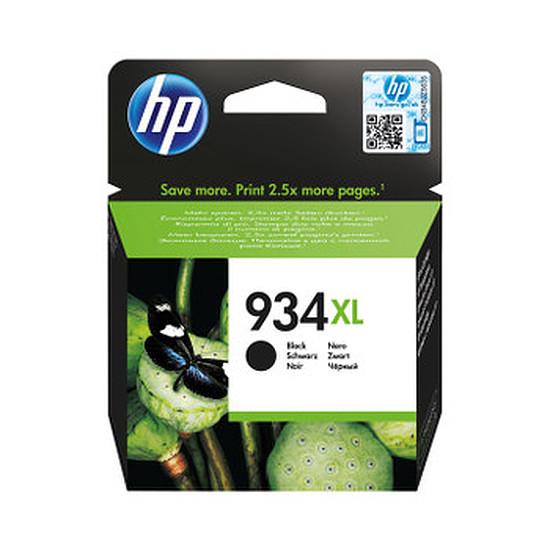 Cartouche imprimante HP Cartouche d'encre n°934XL (C2P23AE) - Noir