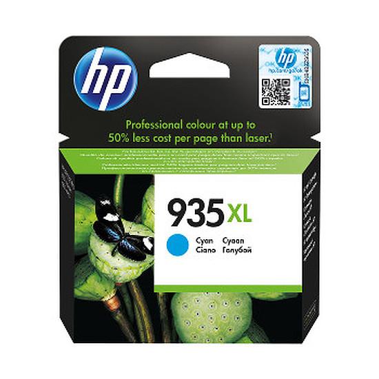 Cartouche imprimante HP Cartouche d'encre n°935XL (C2P24AE) - Cyan