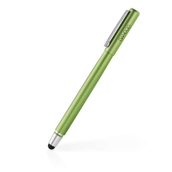 Accessoires tablette tactile Wacom Stylet Bamboo Stylus solo 3 - Vert
