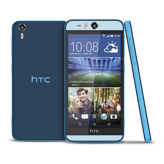 Smartphone et téléphone mobile HTC Desire Eye (bleu)