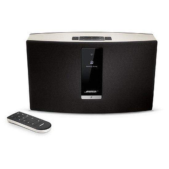 Système Audio Multiroom Bose Système audio Wi-Fi SoundTouch 20 II Blanc