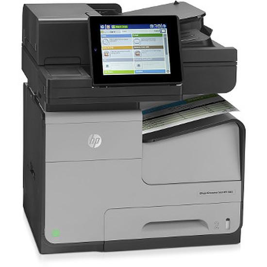 Imprimante multifonction HP Officejet X585dn - Imprimante Jet d'encre Couleur