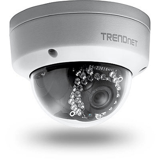 Caméra IP TrendNet TV-IP321PI - Caméra IP dôme PoE IP66 1,3MP
