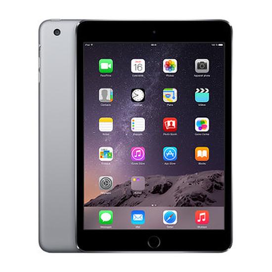 Tablette Apple iPad Mini 3 - Wi-Fi - 128Go (Gris sidéral)