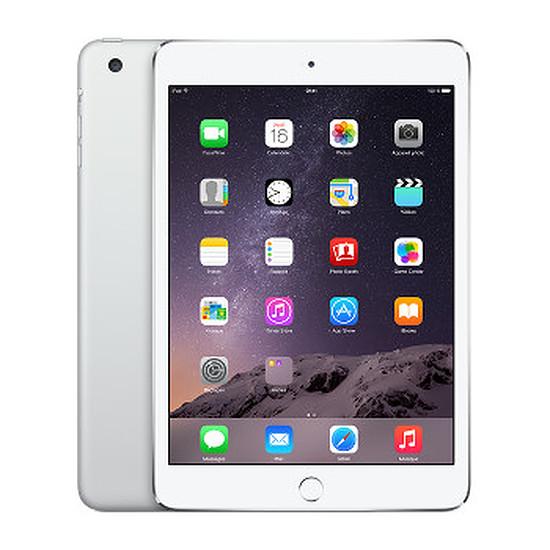 Tablette Apple iPad Mini 3 - Wi-Fi - Cellular - 16Go (Argent)