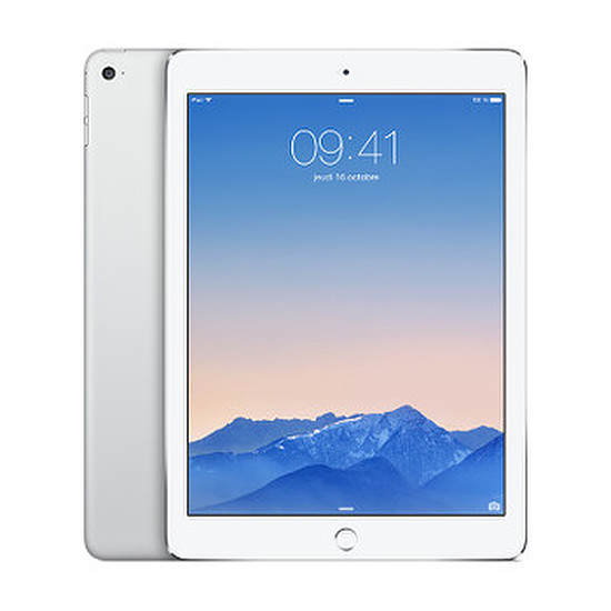 Tablette Apple iPad Air 2 - Wi-Fi + Cellular - 64Go (Argent)