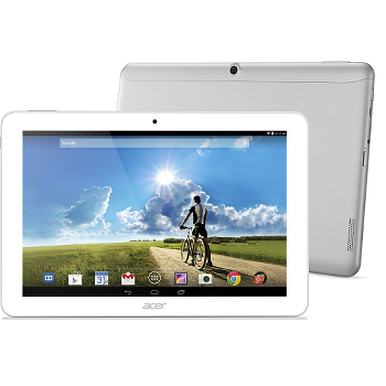 Tablette Acer Iconia Tab A3-A20-K79Q - 10' - 16 Go (blanc)