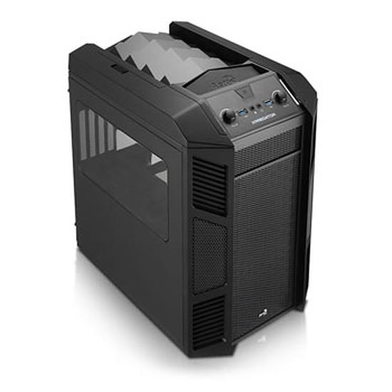 Boîtier PC Aerocool Xpredator Cube micro ATX - Noir