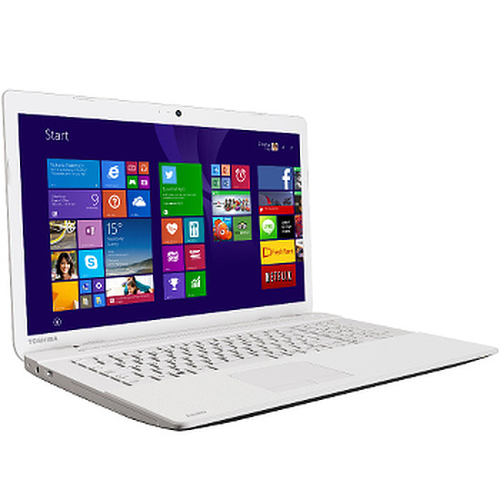 PC portable Toshiba C70D-B-318 - AMD E1 - 4 Go - 1 To
