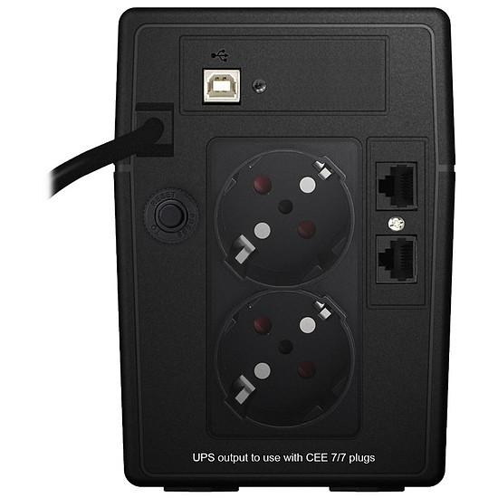 Onduleur Infosec X3 EX 500 FR - Autre vue