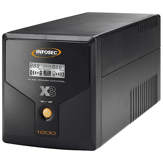 Onduleur Infosec X3 EX 1200 FR
