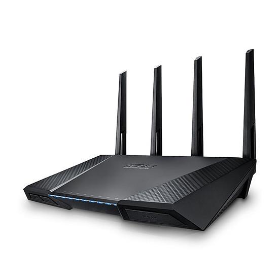 Routeur et modem Asus RT-AC87U - Routeur WiFi AC2400 double bande  - Autre vue