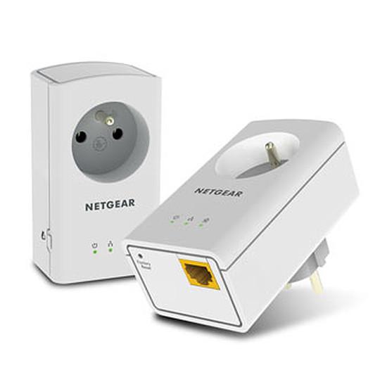 CPL Netgear Pack de 2 XAV5421 (XAVB5421) - CPL 500 Mbps