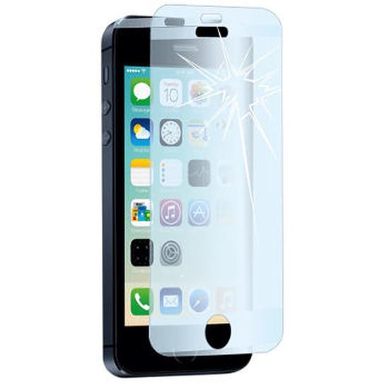 Protection d'écran Muvit Film en verre trempé -  iPhone SE/5/5s/5c