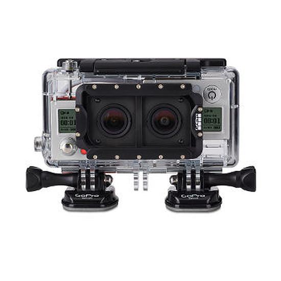 Caméra sport GoPro Double boîtier étanche pour GoPro HERO