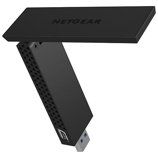 Carte réseau Netgear Clé USB Wifi AC A6210 - Double Bande