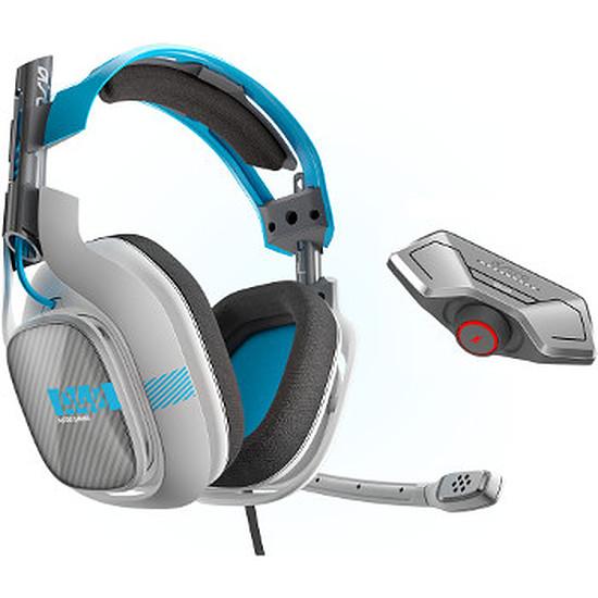 Casque micro Astro Gaming A40 + MixAmp M80 - Bleu (XB1)